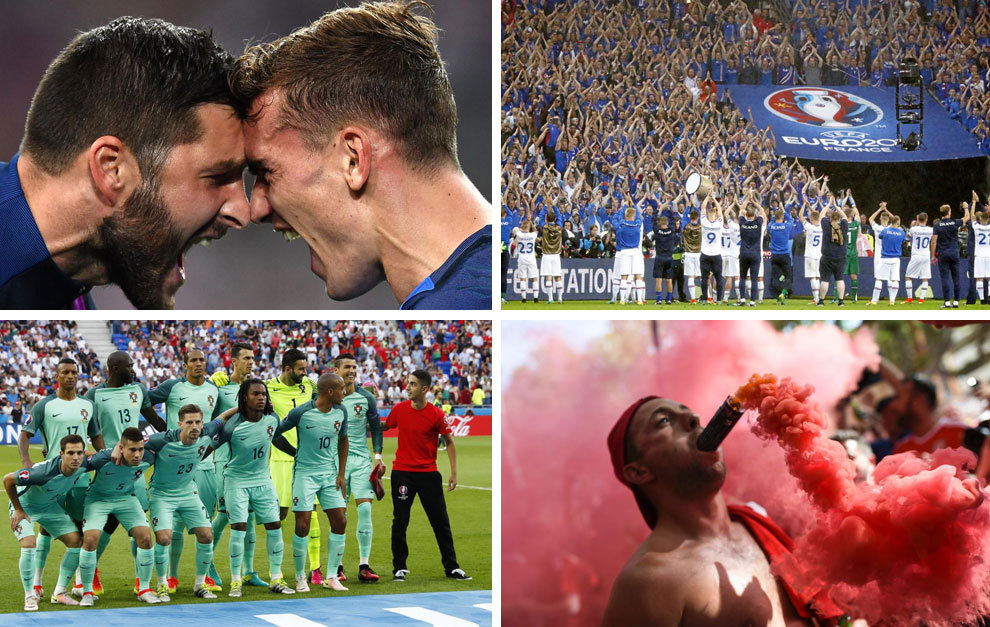 The best images of Euro 2016
