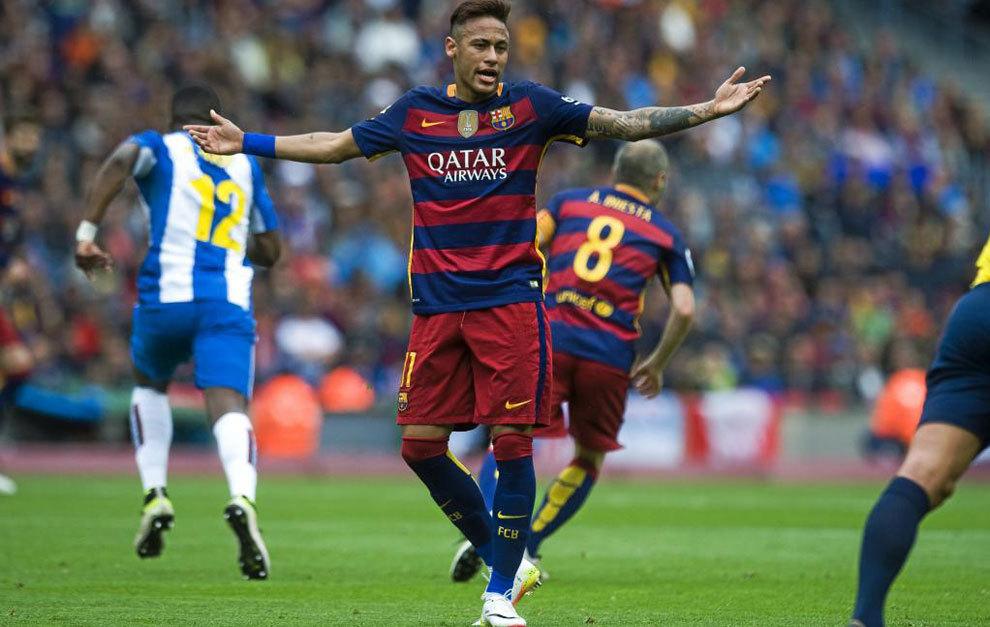 Neymar Jr. irá con Brasil a los Juegos Olímpicos de su país.
