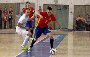 Espa�a quiere hacer un buen papel en el Mundial de Colombia.