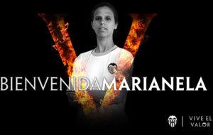 Marianela Szymanowski es el quinto refuerzo del club valencianista.