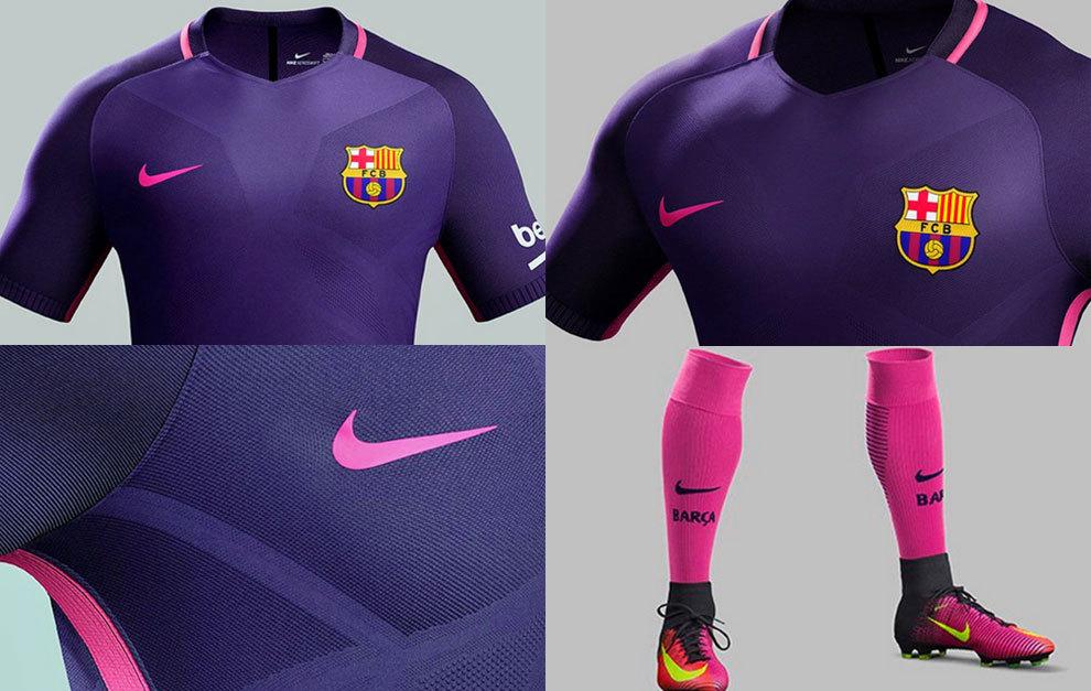 d20cc86f10630 La segunda equipación del Barcelona