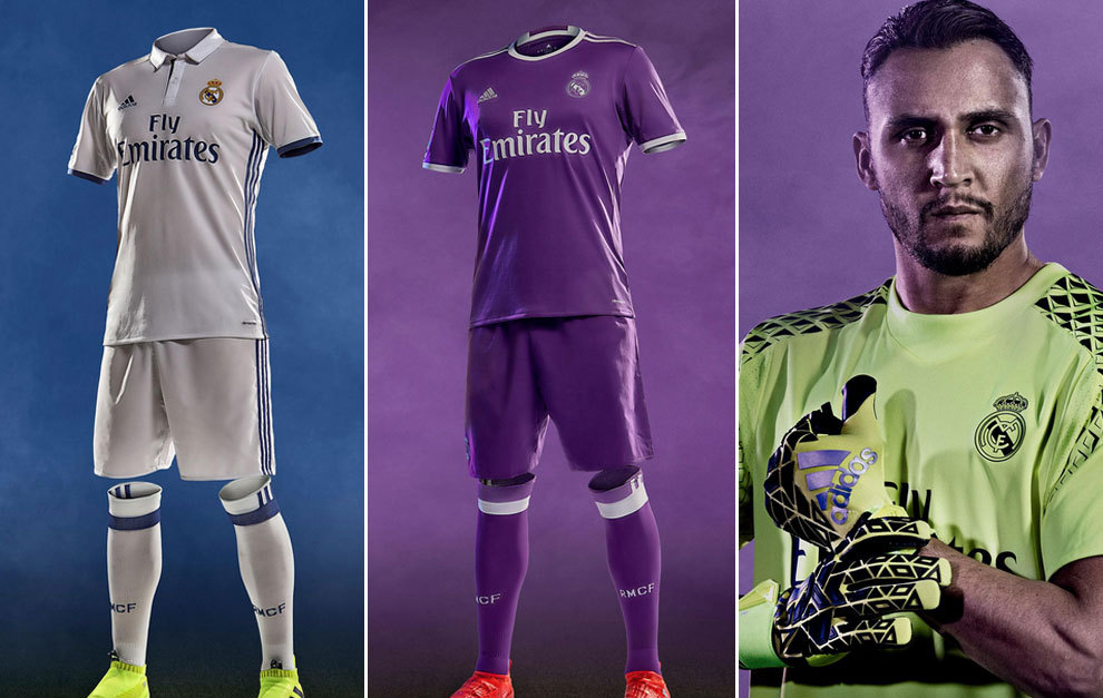 155bfcd27c31b Real Madrid  Ya está a la venta la camiseta del Real Madrid 2016 ...