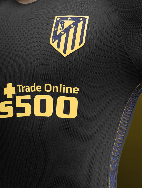 Así es la nueva equipación del Atlético - Foto 10 de 13  a48ff5d556219
