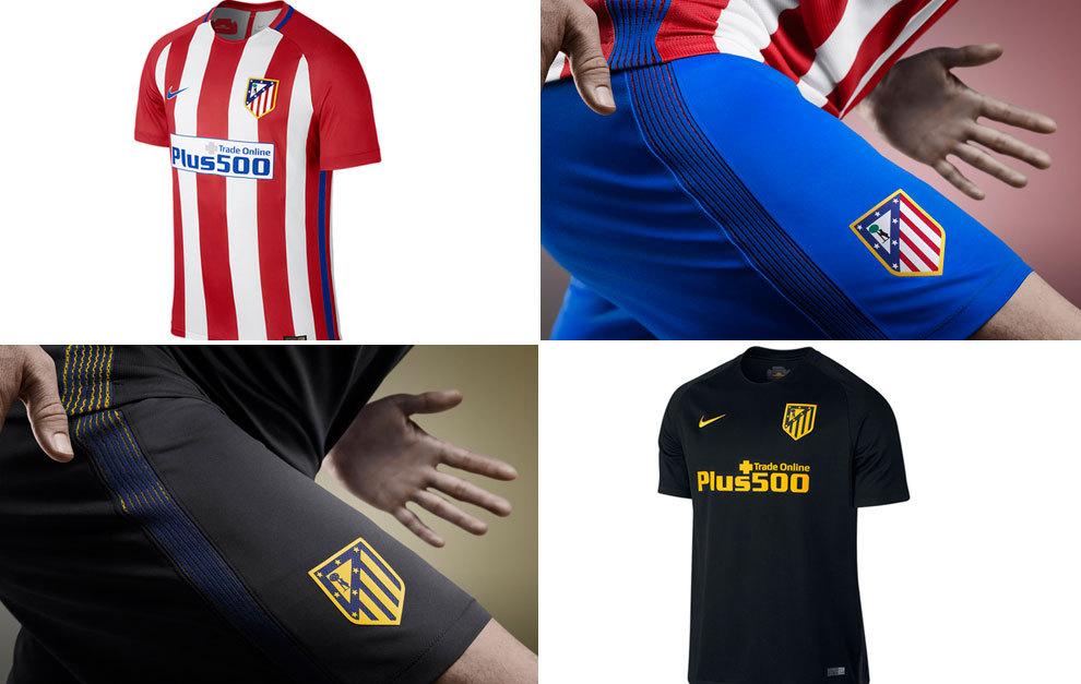 Así es la nueva equipación del Atlético - El Atlético de Madrid presentó  este jueves su...  8384ca554ad