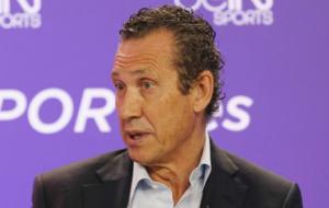 Jorge Valdano, comentarista en BeIN Sports