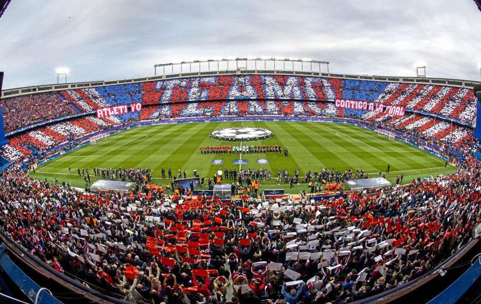 0e271bfbbf1fe El partido terminó empate a uno y aquel primer tanto del Atlético en la  casa rojiblanca ...