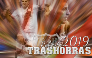 El capit�n del Rayo, Roberto Trashorras, renueva hasta 2019.