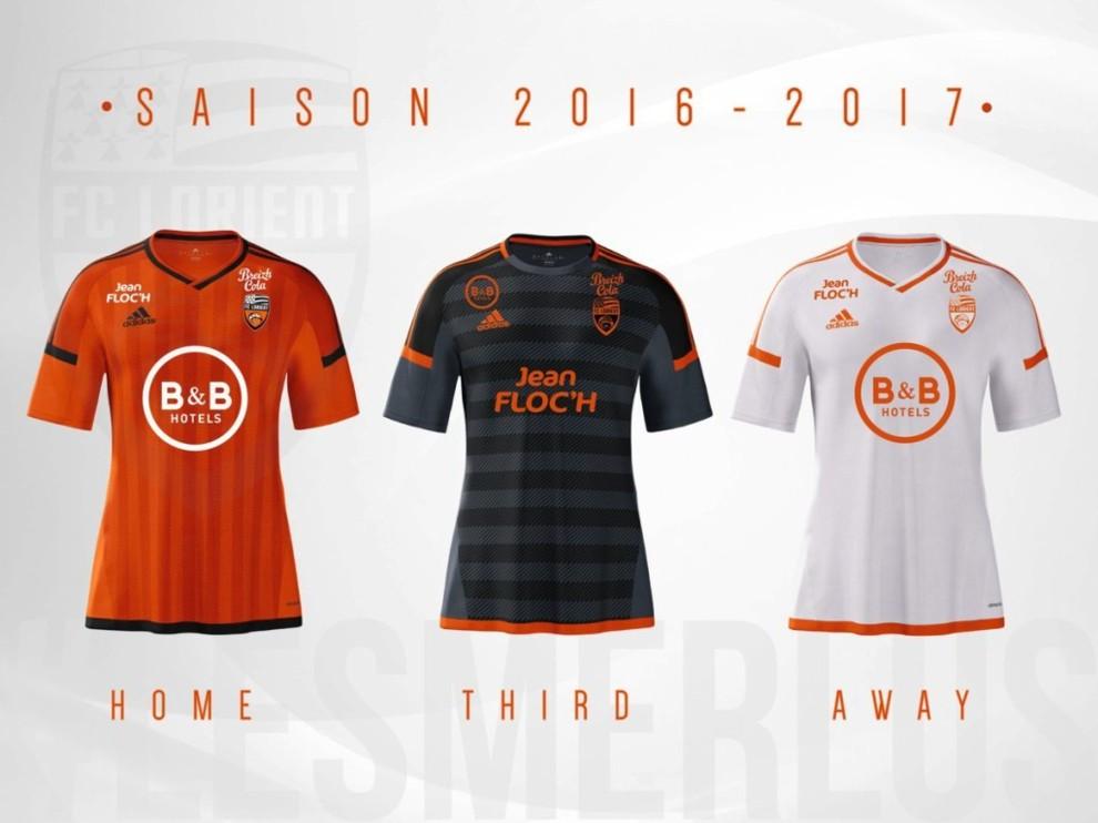 Las nuevas camisetas de la Liga francesa - Foto 1 de 19  b475507d7ae45