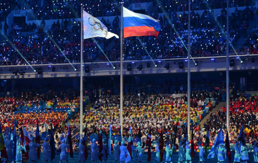 Ceremonia inaugural de los Juegos Olímpicos de Sochi, origen del...