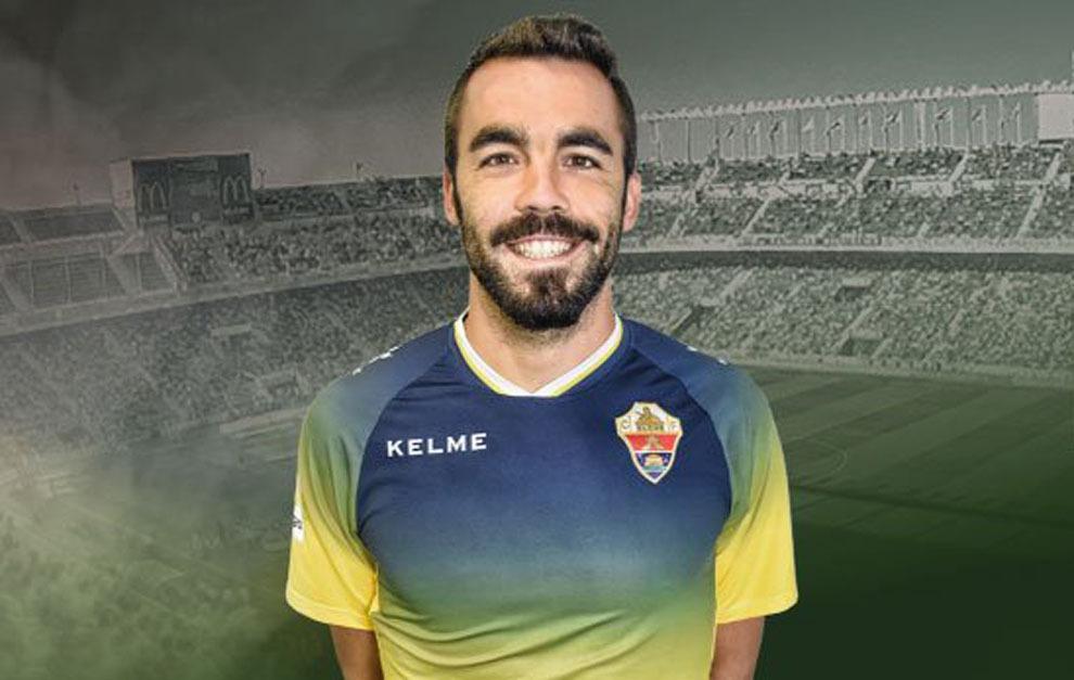 Elche: Elche anuncia el fichaje del portero Juan Carlos | Marca.com