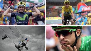 La 20ª etapa del Tour de Francia supuso la última batalla en los...