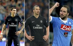 Los 'top' 3 de los traspasos: Di Mar�a, Ibrahimovic e...