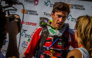 Joan Barreda gana su tercera Baja Arag�n