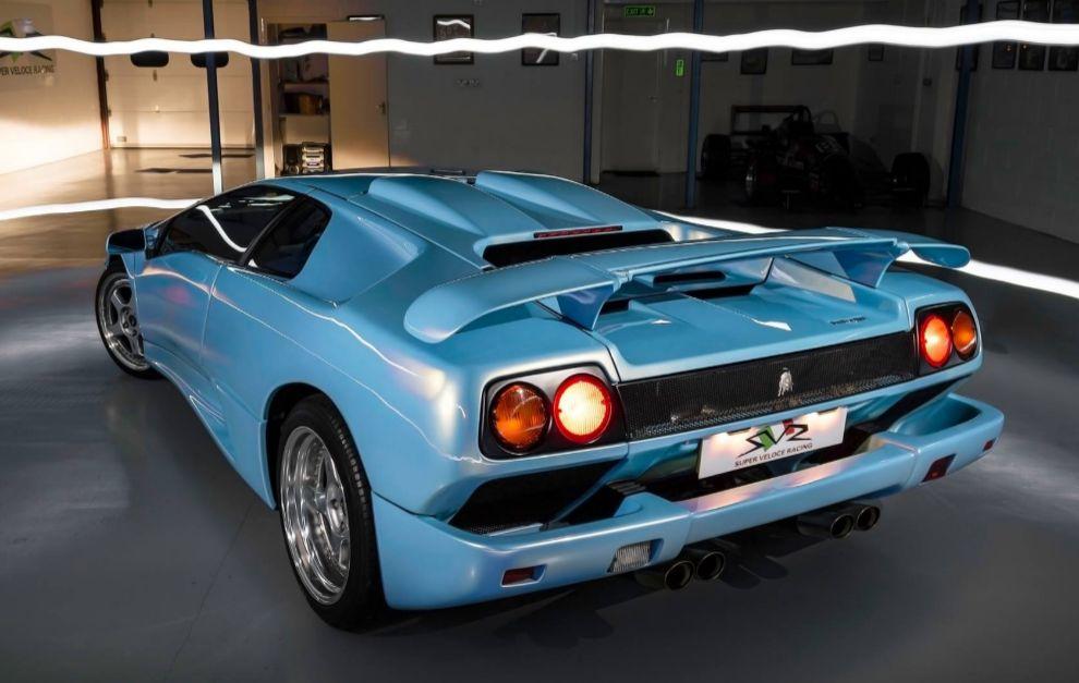 A La Venta Un Lamborghini Diablo En Perfecto Estado Marca Com