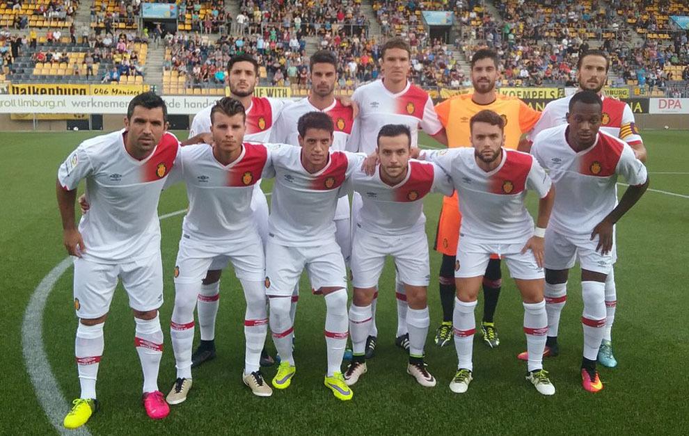 Alineación del Mallorca ante el Konyaspor turco.