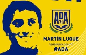 El Alcorc�n anuncia la llegada de Luque al club alfarero.