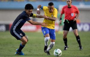 Neymar liderar� a la selecci�n brasile�a durante los Juegos...