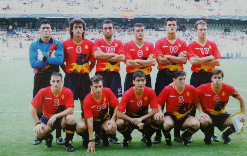 La 'Quinta de Cobi' logró el oro para España en Barcelona 1992.