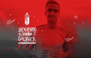 El Granada confirma el fichaje de Saunier.