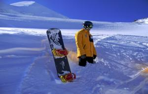 Lucas Eguibar, campe�n del Mundo espa�ol de Snowboard Cross