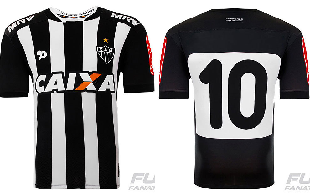 Así son las camisetas de los 20 clubes de Brasil - Foto 1 de 21 ... 6b6b18df4d5a6