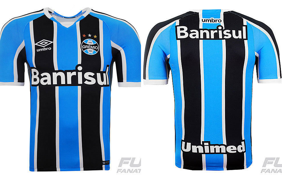 Así son las camisetas de los 20 clubes de Brasil - Foto 1 de 21 ... 96b466613fdcc