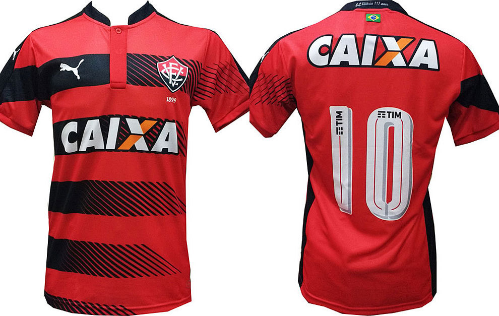 599046e2b54ba Así son las camisetas de los 20 clubes de Brasil - Foto 1 de 21 ...