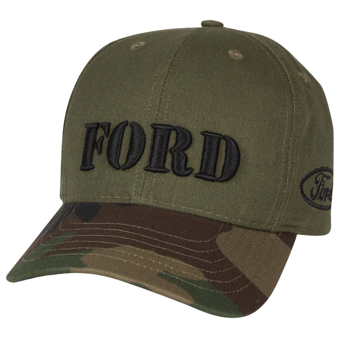 b582d03f84367 Ford Boot Camp Cap