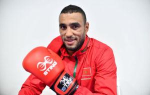Saada Hassan en una imagen de archivo previa a Río 2016.