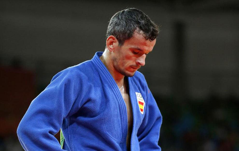 Sugoi Uriarte tras caer en primera ronda en los Juegos Olímpicos de...
