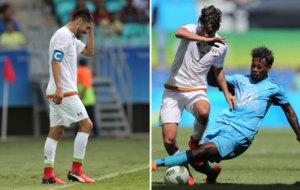 Peralta y Pizarro fueron fracturados en el juego ante Fiyi.
