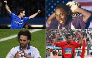 Joe Cole, Freddy Adu, Samaras y Arango son cuatro de ellas
