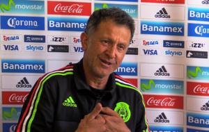 Juan Carlos Osorio en una entrevista concedida a Marca