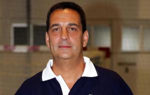 Juan Pedro de Miguel, doble participante en los Juegos Ol�mpicos.