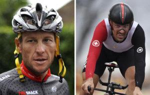 Armstrong puso en duda el triunfo olímpico de Cancellara.