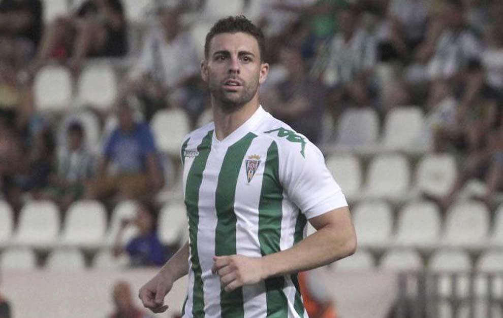 Rodri anotó dos goles en el Municipal de Marbella.