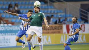 El Oviedo ha terminado con victoria su último partido de...