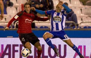'Laure' admite que el Deportivo tiene margen de mejora. /