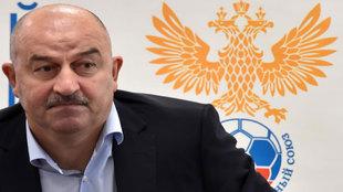 El nuevo seleccionador de Rusia, Stanislav Cherchesov