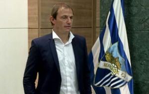 Francesc Arnau se presenta como nuevo director deportivo del M�laga.