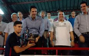 El filial del Atl�tico de Madrid fue el vencedor del trofeo el pasado...