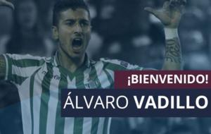 El Huesca anuncia la contrataci�n del extremo Vadillo.