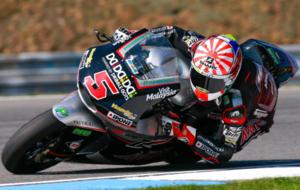 Zarco saldr� primero en Brno tras lograr el mejor tiempo