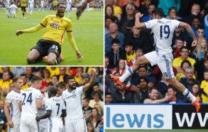 El Chelsea consigui� su segundo triunfo en la Premier.