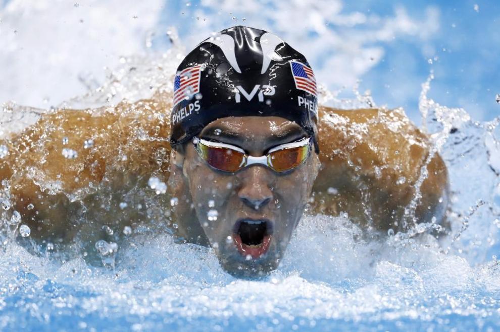 Michael Phelps (Estados Unidos)