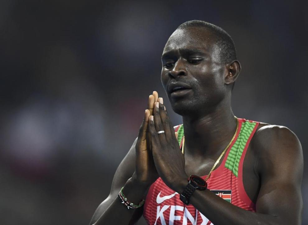 David Lekuta Rudisha (Kenia)