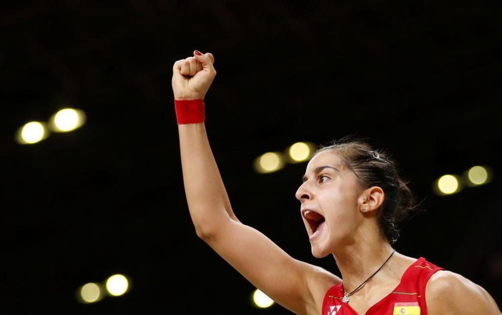 Carolina Marín (España)