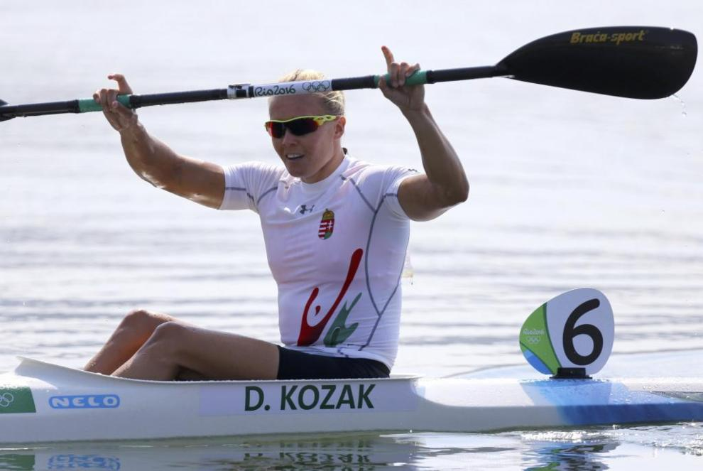 Danuta Kozak (Hungría)