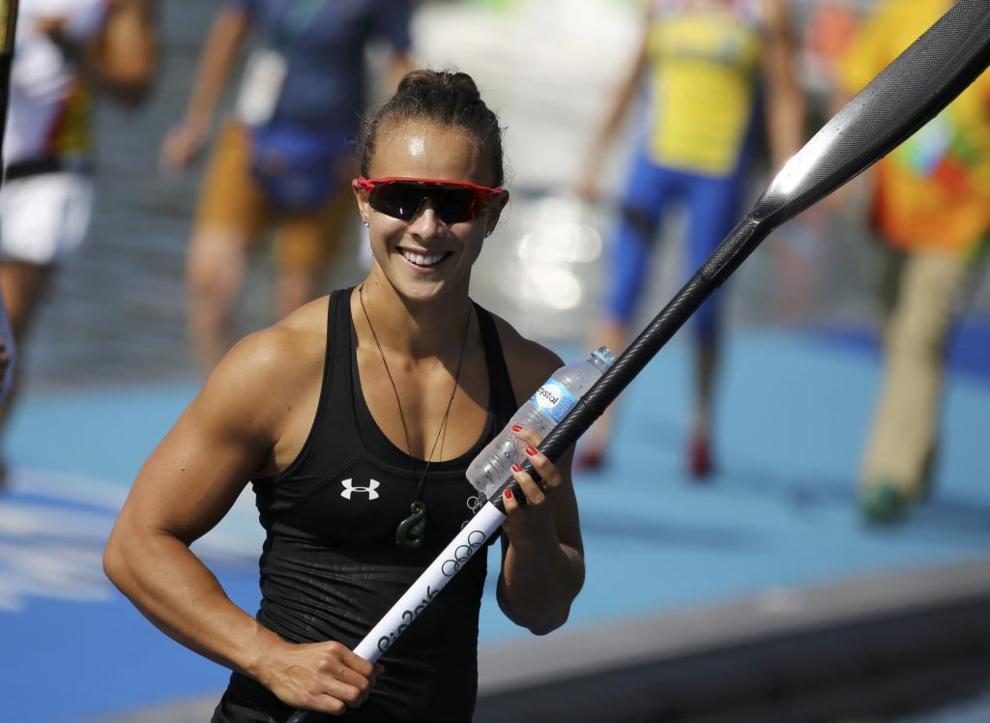 Lisa Carrington (Nueva Zelanda)
