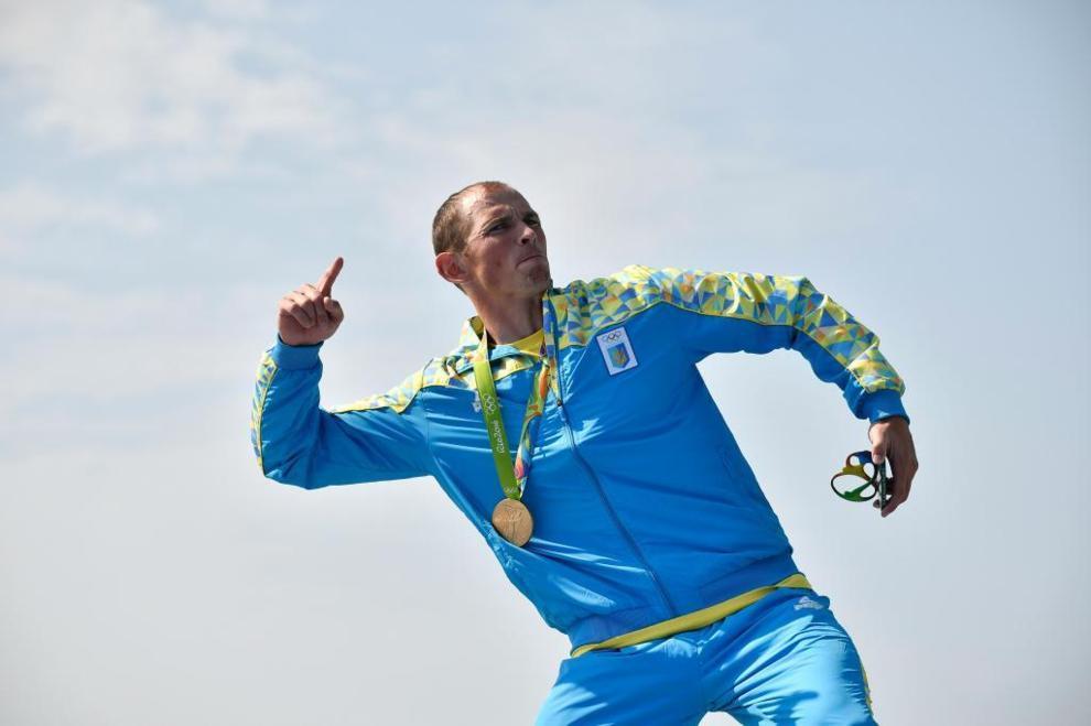 Iurii Cheban (Ucrania)